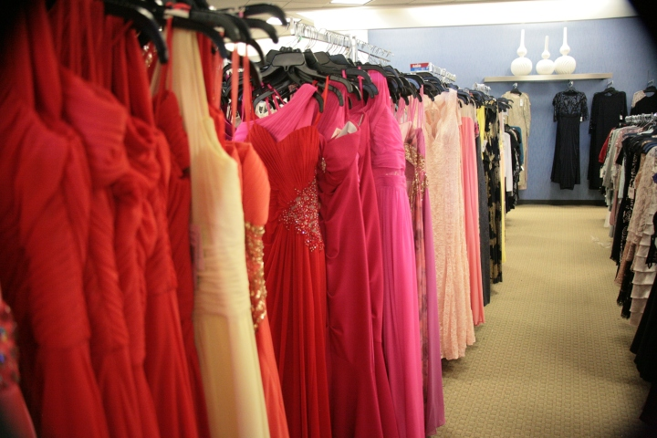 Prom, prom, prom! So many selections at Belk!