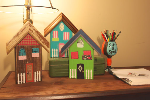 Grouping of lovely houses :)