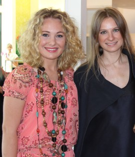 May 2013 | Interviewed renowned Polish fashion designer Karolina Zmarlak