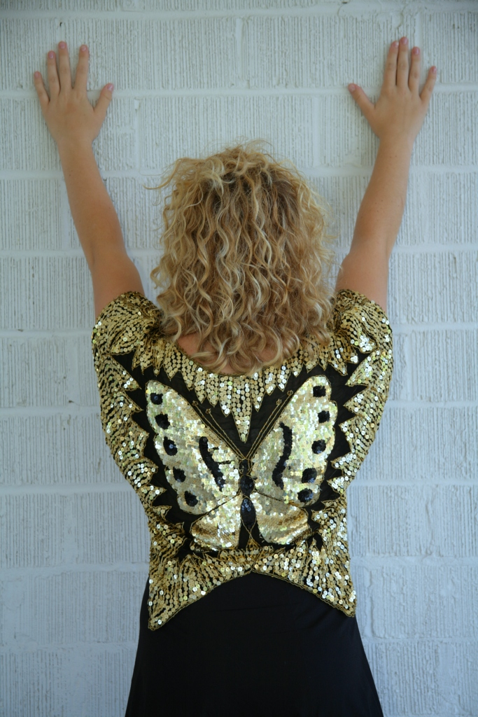 OMG...2013 *wink* Click here to read all about sequins + see more photos from the shoot.