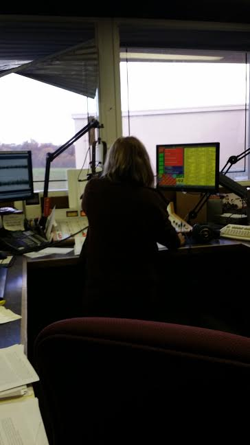 This week in my Audio Production class, we got to visit Cumulus in Gray, Tenn. It was super cool getting to get a behind-the-scenes look at how radio works outside the classroom!