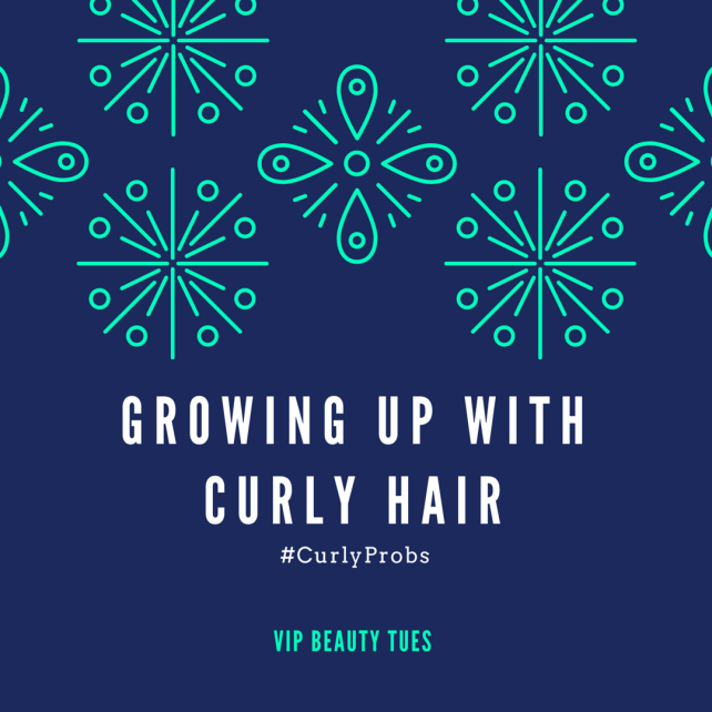 Growing up with Curly Hair